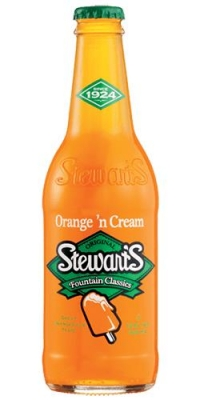 Stewart`s Orange`n Cream 0,355 ml