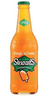 Stewart`s Orange`n Cream 0,355 ml