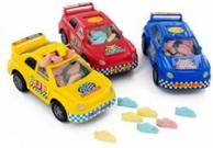 Kidsmania Sweet Racer Candy Filled Car Разноцветные конфеты 12гр