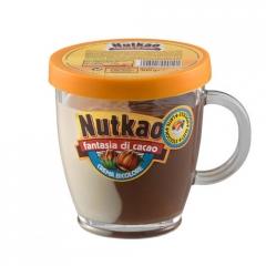 Шоколадная паста Nutkao Tazza Bicolore (300 грамм)