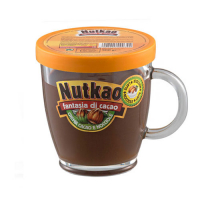 Шоколадная паста Nutkao Glass Tazza Cacao (300 грамм)