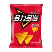 Чипсы «Doritos» со вкусом сыра 68гр