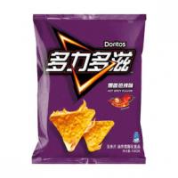 Чипсы «Doritos» со вкусом острого перца 68гр