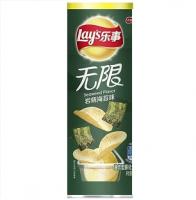 Чипсы «Lay's» stax со вкусом васаби 104гр