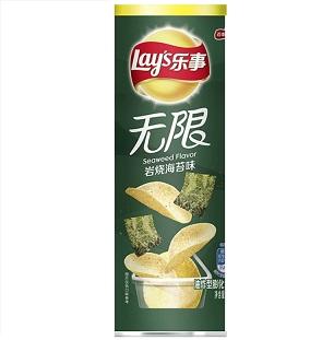 Чипсы «Lay's» stax со вкусом нори 104гр