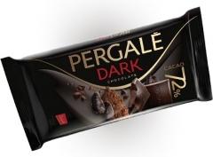 Горький шоколад Pergale 72% 100 гр