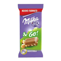 Milka Hazelnut & GO 45g