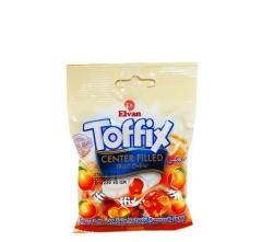 Жев. конфеты Elvan Toffix Апельсин 90 гр