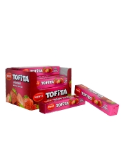 TOFITA  Жевательная конфета Клубника 47г