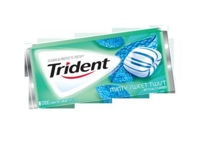 Trident Minty Sweet Twist