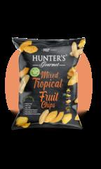 Чипсы Hunter's Gourmet Микс из Тропических Фруктов 55г