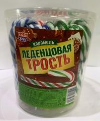 """КАНДИ-Карамель леденцовая """"Трость"""" 12гр"""