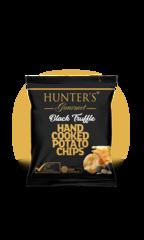 Чипсы Hunter's Gourmet Черный трюфель 40г
