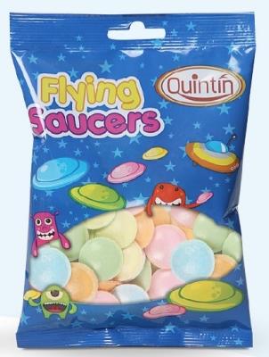 """Quintin """"Летающие тарелки с кислой начинкой"""" 26 гр"""