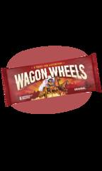 Бисквит Wagon Wheels Original 216гр