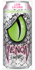 VENOM Watermelon Lime Low Calorie 0,473л