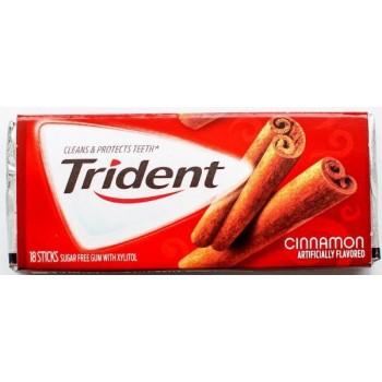 Trident Gum Cinnamon