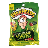 Warheads Extreme Sour (56 гр)