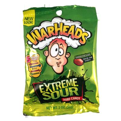 Warheads Extreme Sour (56 гр)