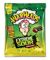 Warheads Extreme Sour 28 гр