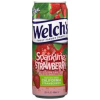 Напиток Arizona Welch's Sparkling Strawberry 0,68л