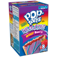 Печенье Pop Tarts 8 PS Frosted Wildberry 430 грамм