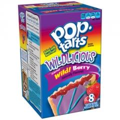 Печенье Pop Tarts 8 PS Frosted Wildberry 430 грамм