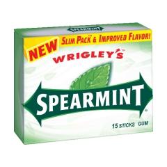 Wrigley Gum Spearmint