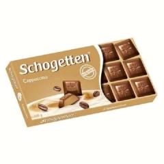 Шоколад Schogetten Cappuccino (100 грамм)
