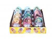 """Яйца с карамелью и игрушкой """"FASHION GIRL"""" 6гр"""