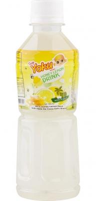 Сокосодержащий напиток (25%) YOKU Лимон с Медом 320 мл