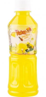 Сокосодержащий напиток (25%) YOKU Ананас 320 мл