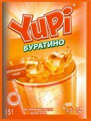 Растворимый напиток YUPI Буратино 15г