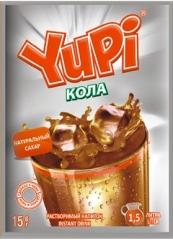 Растворимый напиток YUPI Кола 15г