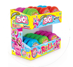 JohnyBee Bubble Gum Big Roll Tattoo 40g