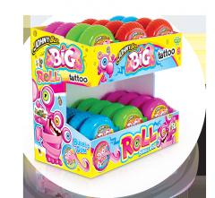 JohnyBee Bubble Gum Big Roll Tattoo 40g