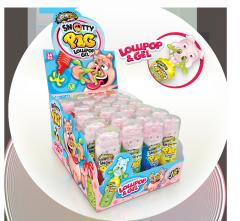 Жидкая конфета-гель ДжониБи + Леденец 40 гр