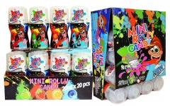 """Жидкая конфета-ролик """"Mini Rolly"""" с фруктовым вкусом 20мл"""
