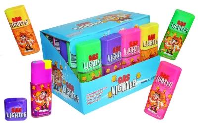 """Жидкая конфета спрей Gas Lighter """"Зажигалка"""" 4 вкуса 50ml"""