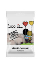 Мармелад жевательный LOVE IS вкус Жвачки 25гр