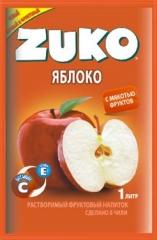 Растворимый напиток ZUKO Яблоко 25г