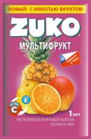 Растворимый напиток ZUKO Мультифрукт 25г