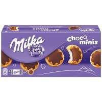 Печенье Milka Choco Minis (185 грамм)